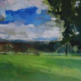 Eugene Vista  Landscape