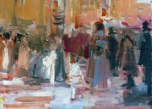 - artwork Italian_Church_Interor-1356379323.jpg - 2012, Painting Oil, Figurative