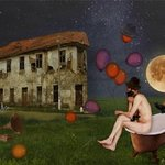 moon bath By Rossy Topalova