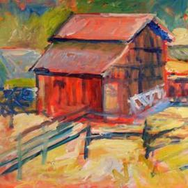 Barn At Borges Ranch, Roz Zinns