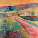 Country Road, Roz Zinns
