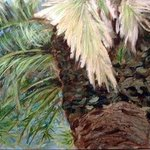 Palm Tree 1 By Roz Zinns