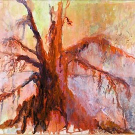 Spirit Tree, Roz Zinns