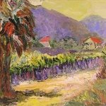 Sun in the Vineyard By Roz Zinns