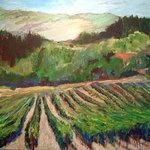 Vineyards, Roz Zinns