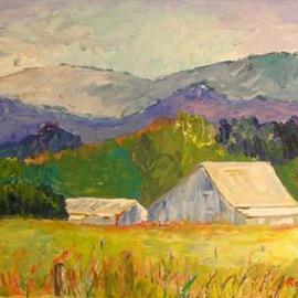 White Barns By Roz Zinns
