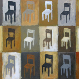 chairs By Alberto Ruggieri