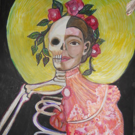 Life and Death Llorona By Ruth Olivar Millan