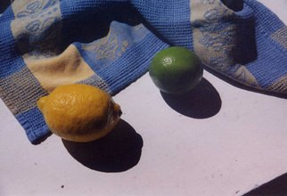 Ruth Zachary Artwork Lemon Lime, 2006 Lemon Lime, Still Life