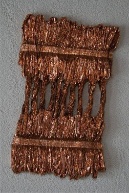 Sali Shkupolli: 'Sculpture of copper', 2005 Bronze Sculpture, undecided.