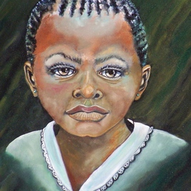 Sandi Carter Brown: 'Solomoni', 2000 Oil Painting, Activism. Artist Description:                             Personal Collection                           ...