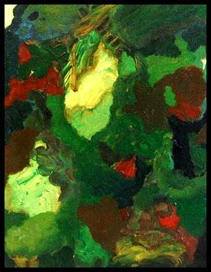 Sandip Roychowdhury Artwork dense forest, 2011 dense forest, Impressionism