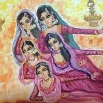 Dancing Girls, Sangeetha Bansal