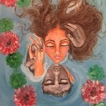 Floating in love By Sangeetha Bansal