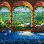 The Archway to Paradise By Saeed Hojjati