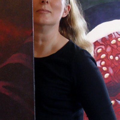 Photograph of Artist SARAH LONGLANDS