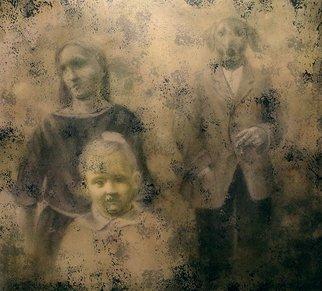 Artist: Sasha Tsyganov - Title: Family - Medium: Oil Painting - Year: 2014