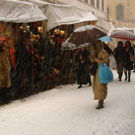 Florence in the Snow By Susan Brannon