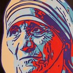 Mother Theresa By David Mihaly