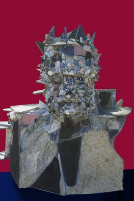 Sherman Hay: 'The General', 2004 Stone Sculpture, Abstract. Artist Description:   See artist about pricing  ...