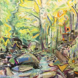 Sean Willett: 'Platt Cove', 2013 Other Painting, Home. Artist Description:         sean willett fine art    sean willett fine art    ...