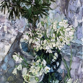 Flowering Winter, Olga Sedykh
