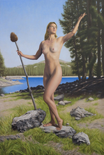 - artwork Summer_Days_2-1354820829.jpg - 2012, Painting Oil, Figurative