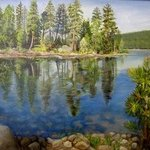 Lake Cove By Lynette Seiter