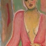 woman with pink shirt By Selenia Bosso