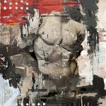 Composition with Antique Torso  By Serj Fedulov