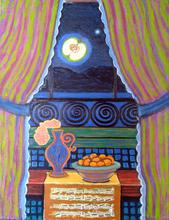 - artwork Apple_of_my_eye-1354274402.jpg - 2010, Painting Oil, Figurative