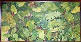 Artist: Steven Fleit - Title: Soft Green - Medium: Acrylic Painting - Year: 2008