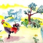 Chickenwithlots Of Yellow, Suzanne Gegna