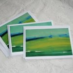 abstract cards By Suzanne Gegna