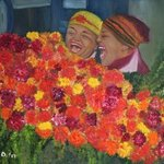 flower ladies cape town By Sharon Dippenaar