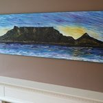 table mountain cape town By Sharon Dippenaar