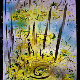 BAMBOO MARSH  By Richard Lazzara