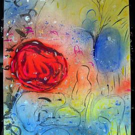 Bubble Rising, Richard Lazzara