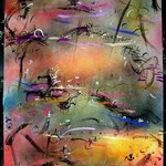 BURSTS By Richard Lazzara