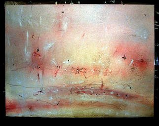 Richard Lazzara Artwork DUST GAS, 1984 Mixed Media, Inspirational