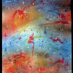 GANGA WATERS By Richard Lazzara