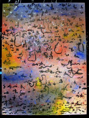 Richard Lazzara Artwork GET TO THE POINT, 1985 Mixed Media, Inspirational