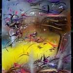 Ionized Gas Streams, Richard Lazzara