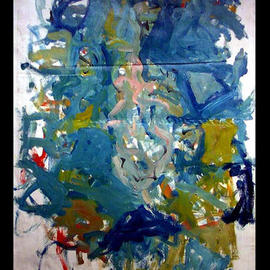 KNOT OF BLUE  By Richard Lazzara