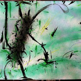 Life In Water, Richard Lazzara