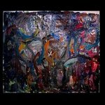 Petroglyphs, Richard Lazzara
