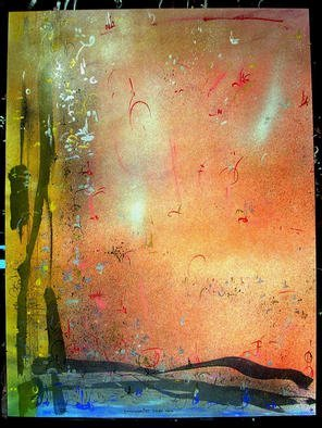 Richard Lazzara Artwork READ SEE, 1985 Mixed Media, Inspirational