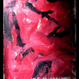 RED ROCK PASSION  By Richard Lazzara