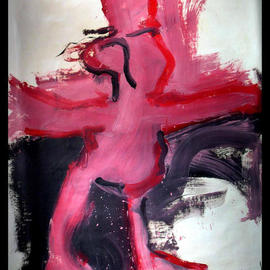 RED SKATER  By Richard Lazzara