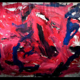 RED YOKE OPENING  By Richard Lazzara